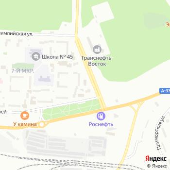 Зеон на Яндекс.Картах
