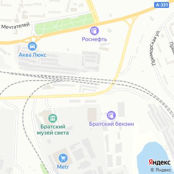 Сибирьмоторс на Яндекс.Картах