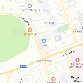 Гранат на Яндекс.Картах