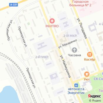 Лучшие краски России на Яндекс.Картах