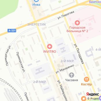 Курносики на Яндекс.Картах