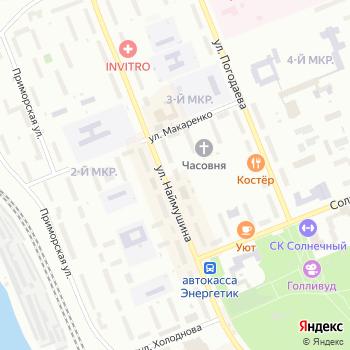 Сезон на Яндекс.Картах