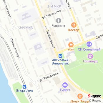 Канкор на Яндекс.Картах