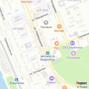 Меха Сибири на Яндекс.Картах