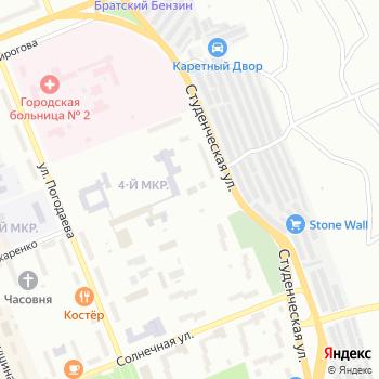 Витязь-Т на Яндекс.Картах