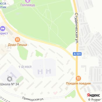 Байкал на Яндекс.Картах