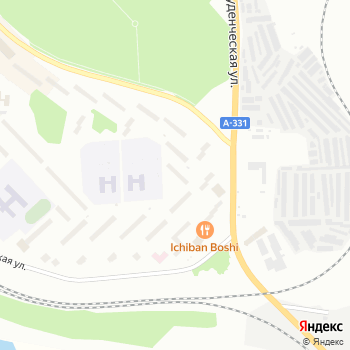 Овощной на Яндекс.Картах