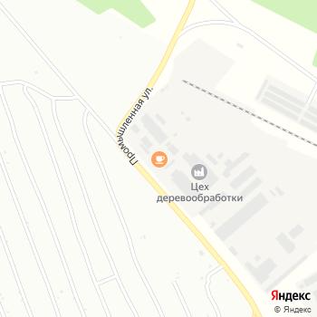 Деревообрабатывающий завод на Яндекс.Картах