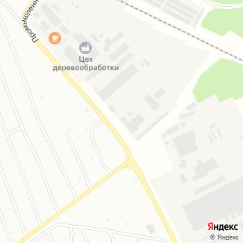 АкТрейд на Яндекс.Картах