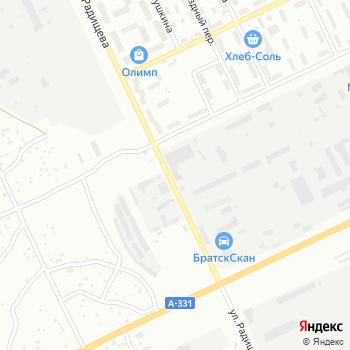 Иркутск-Алко на Яндекс.Картах