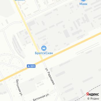 Сигма на Яндекс.Картах