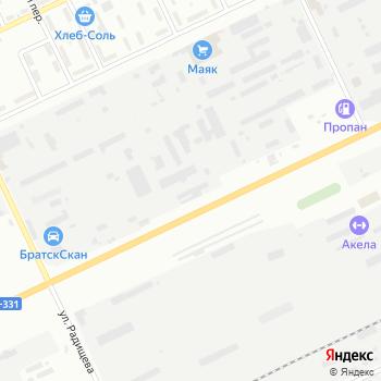 Автопрофи на Яндекс.Картах