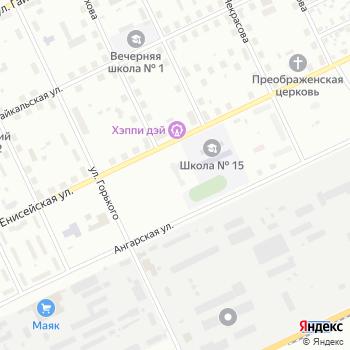 Чемпион на Яндекс.Картах