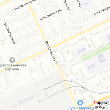 Винея на Яндекс.Картах