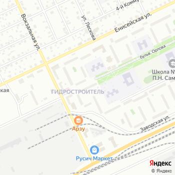 Модница на Яндекс.Картах