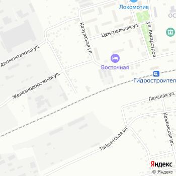 СТО на Калужской на Яндекс.Картах