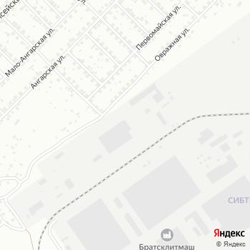 Братский завод столярных изделий на Яндекс.Картах
