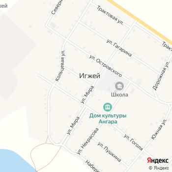 Почта с индексом 666355 на Яндекс.Картах