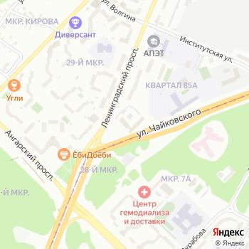 Московская бизнес-школа на Яндекс.Картах