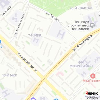 Белореченский на Яндекс.Картах