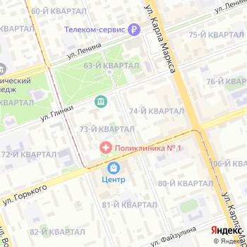 ЛитМашВосток на Яндекс.Картах