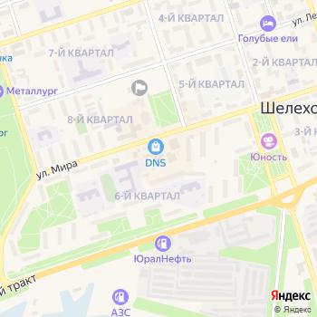 Евросеть Ритейл на Яндекс.Картах