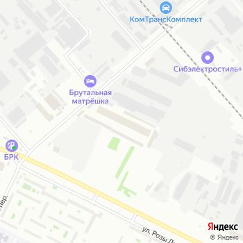 СибСклад на Яндекс.Картах