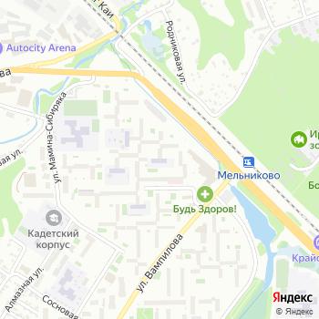 Детский сад №163 на Яндекс.Картах