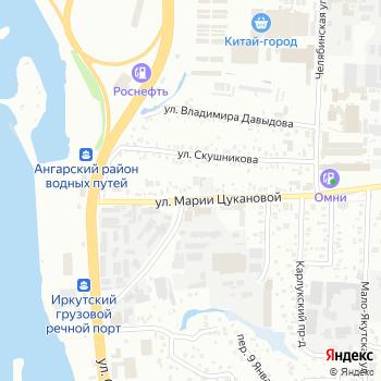 Смайл-Сервис на Яндекс.Картах