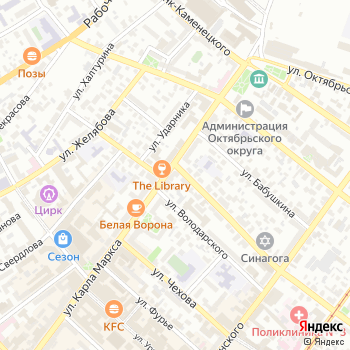 VOV на Яндекс.Картах