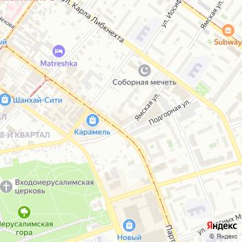 Премьер Медиа на Яндекс.Картах