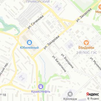 Жилые комплексы на Яндекс.Картах