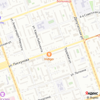 Вечность на Яндекс.Картах