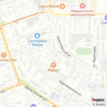 ReVOLT на Яндекс.Картах