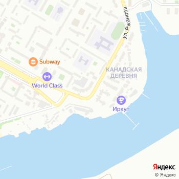 Турист на Яндекс.Картах
