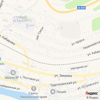Почта с индексом 666925 на Яндекс.Картах