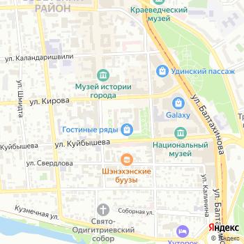 Почта с индексом 671564 на Яндекс.Картах