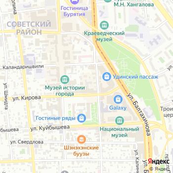 Карнавал на Яндекс.Картах