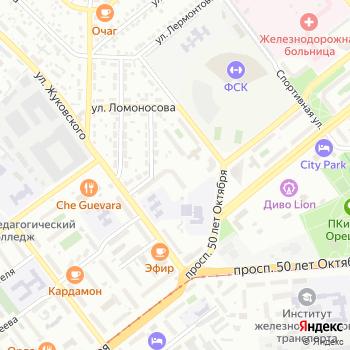 Сеть 03 на Яндекс.Картах
