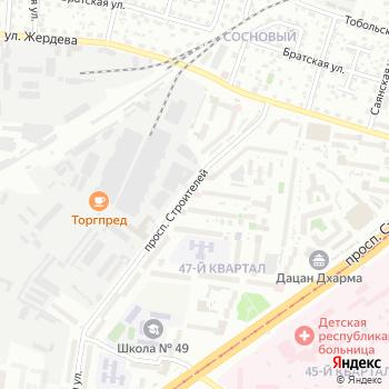 Амбулатория на Яндекс.Картах