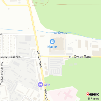 BAON на Яндекс.Картах