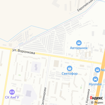 GARAGE ФОРСАЖ на Яндекс.Картах