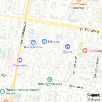 Татьянин день на Яндекс.Картах