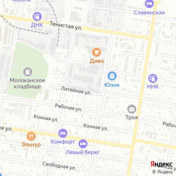 Благовещенская текстильная компания на Яндекс.Картах