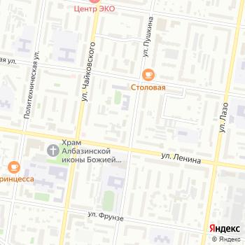 Стар Вэй на Яндекс.Картах