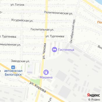 Почта с индексом 676855 на Яндекс.Картах