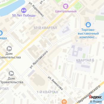 Сто одежек на Яндекс.Картах