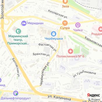 Каскад Плюс на Яндекс.Картах