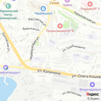 ЗАГС Первомайского района на Яндекс.Картах