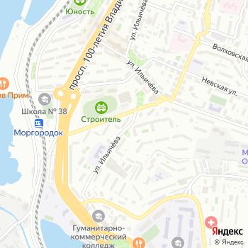 ЗАГС Первореченского района на Яндекс.Картах
